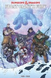 Dungeons & Dragons Frost Giants Fury Tp s Fury Tp