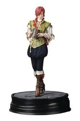 WITCHER 3 WILD HUNT SHANI PVC STATUE
