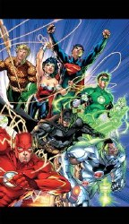 Absolute Justice League OriginHc Hc