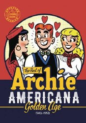 Best Of Archie Americana Trade Paperback Volume 1 The Golden Age