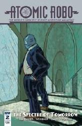 Atomic Robo Spectre Of Tomorrow #2 Cvr B Duffy w #2 Cvr B Duffy