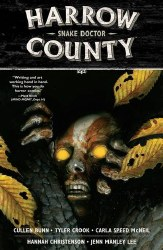 "Harrow County ""Snake Doctor"" Trade Paperback Volume 3"