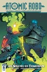 Atomic Robo Spectre Of Tomorrow #5 Cvr B Roche w #5 Cvr B Roche