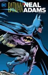 Batman By Neal Adams Trade Paperback Book 1