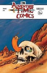 Adventure Time Comics #24 Subscription Hack Var (C: 1-0-0) cription Hack Var (C: 1-0-0)