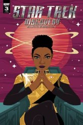 Star Trek Discovery Succession#3 Cvr A Hernandez #3 Cvr A Hernandez