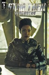 Star Trek Discovery Succession#3 Cvr B Photo #3 Cvr B Photo