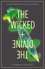 """THE WICKED + THE DIVINE TRADE PAPERBACK VOLUME #7 """"MOTHERING INVENTION"""""""