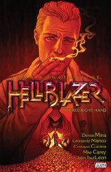 Hellblazer Tp Vol 19 Red Right Hand (Mr)  Hand (Mr)