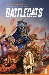 Battlecats Vol 1 The Hunt For The Dire Beast TP