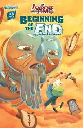 Adventure Time Beginning Of End #3 (C: 1-0-0) d #3 (C: 1-0-0)