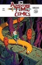 Adventure Time Comics #25 Subscription Bak Var (C: 1-0-0) cription Bak Var (C: 1-0-0)