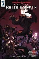 Dungeons & Dragons Evil At Baldurs Gate #4 Cvr B Bachs durs Gate #4 Cvr B Bachs