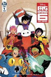 Big Hero 6 The Series #1 Cover A