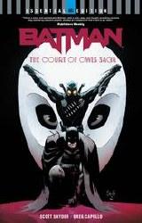 Batman The Court Of Owls SagaEssential Edition Tp Essential Edition Tp