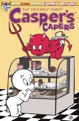Casper Capers #1 Scherer MainCvr Cvr