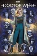 Doctor Who 13th #0 Cvr A Ianniciello ciello