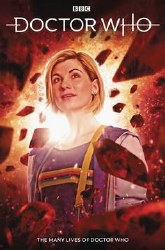 Doctor Who 13th #0 Cvr B Photo