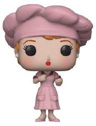 Pop Tv I Love Lucy Factory Lucy Vinyl Fig (C: 1-1-2) y Vinyl Fig (C: 1-1-2)