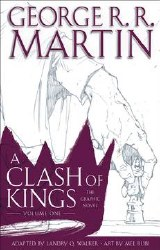 George Rr Martins Clash Of Kings Gn Vol 01 (Mr) gs Gn Vol 01 (Mr)