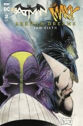 Batman The Maxx Arkham Dreams#2 (Of 5) Cvr A Kieth #2 (Of 5) Cvr A Kieth