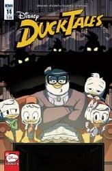 Ducktales #14 Cvr A Fontana (C: 1-0-0) : 1-0-0)