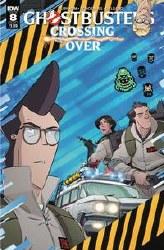 Ghostbusters Crossing Over #8Cvr A Schoening Cvr A Schoening