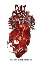 Cult Classic Return To Whisper Trade Paperback (Rated MR - Ages 17+)