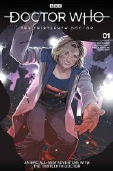Doctor Who 13th #1 Cvr D Stott
