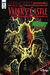 Star Wars Tales From Vaders Castle #1 (Of 5) Cvr A Francavil stle #1 (Of 5) Cvr A Francavil