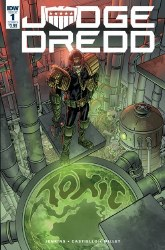 Judge Dredd Toxic #1 Cvr A Buckingham kingham