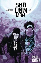 Shadowman V.5 #8 Cover A Tonci Zonjic Cover