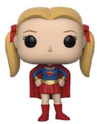Pop Tv Friends W2 Phoebe As Supergirl Vinyl Figure (C: 1-1-2 pergirl Vinyl Figure (C: 1-1-2