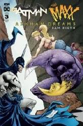 Batman The Maxx Arkham Dreams#3 (Of 5) Cvr A Kieth #3 (Of 5) Cvr A Kieth
