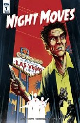 Night Moves #1 (Of 5) Cvr A Burnham rnham