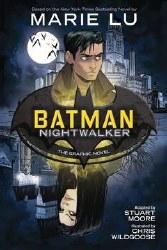 Batman Nightwalker The Graphic Novel Dc Ink  Novel Dc Ink