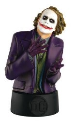 DC BATMAN UNIVERSE BUST COLL #14 DARK KNIGHT MOVIE JOKER