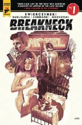 Breakneck #1 (Of 4) Cvr A Dalton on