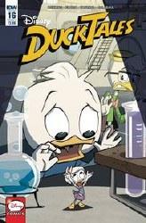 Ducktales #16 Cvr A Ghiglione& Stella (C: 1-0-0) & Stella (C: 1-0-0)