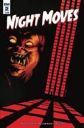 Night Moves #2 (Of 5) BurnhamCvr Cvr