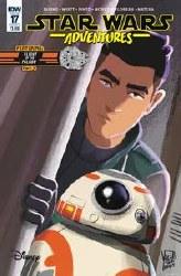 Star Wars Adventures #17 Cvr A Pinto (C: 1-0-0)  Pinto (C: 1-0-0)