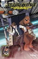 Star Wars Adventures #17 Cvr B Florean (C: 1-0-0)  Florean (C: 1-0-0)