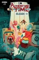 Adventure Time Season 11 #3 Main (C: 1-0-0) in (C: 1-0-0)