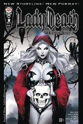 Lady Death Apocalyptic Abyss #1 (Of 2) Standard Cover (Mr) 1 (Of 2) Standard Cover (Mr)