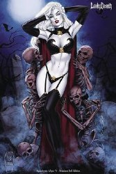 Lady Death Apocalyptic Abyss #1 (Of 2) Chatzoudis Prem Foil 1 (Of 2) Chatzoudis Prem Foil
