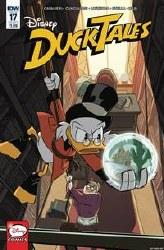 Ducktales #17 (C: 1-0-0)