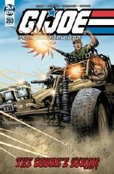 Gi Joe A Real American Hero #260 Cvr A Joseph (C: 1-0-0) 60 Cvr A Joseph (C: 1-0-0)
