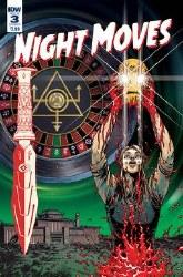 Night Moves #3 (Of 5) Burnham