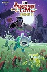 Adventure Time Season 11 #4 Main (C: 1-0-0) in (C: 1-0-0)