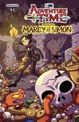 Adventure Time Marcy & Simon #1 (Of 6) Preorder Simon (C: 1- 1 (Of 6) Preorder Simon (C: 1-